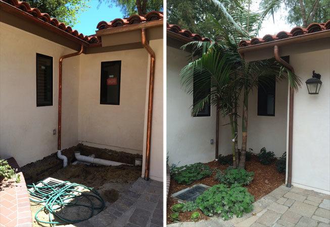 Santa Barbara landscape architecture images by Plant Joy