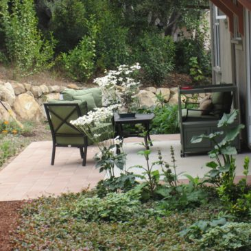 Landscape architecture in Santa Barbara by Plant Joy